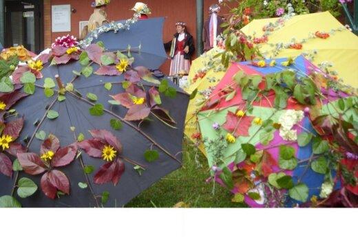 Bobų vasaros pradžia - rudens gėrybių ir amatų mugėje