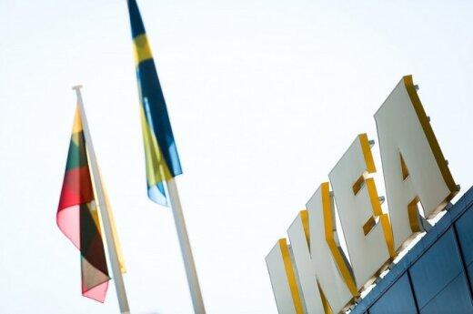 За одну акцию предприятия, управляющего Ikea, заплачен миллион литов