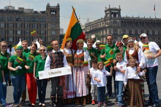 Ką lietuviai veikia Meksikoje