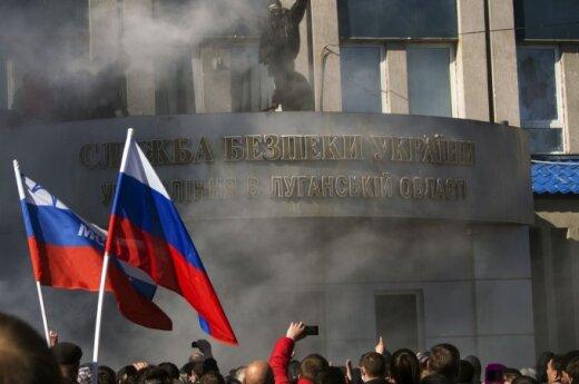 СБУ задержала россиянина, координировавшего действия сепаратистов