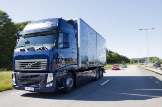 Volvo Trucks Bio-DME
