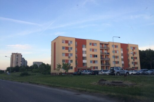 Social housing in Alytus