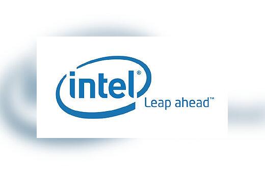 """Intel""  logo"