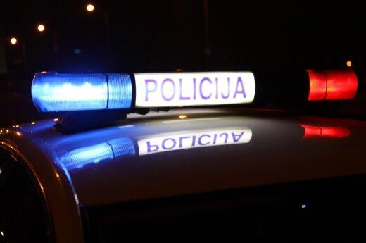 Apvogtame bare blaivių liudininkų rasti nepavyko