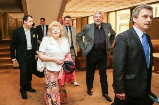 Representatives of the Belarusian opposition said in Vilnius on June 30