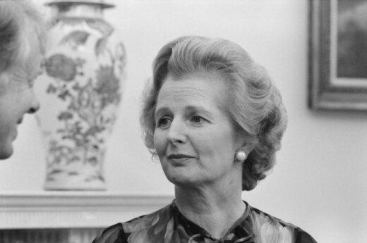 Личные вещи Маргарет Тэтчер выставят на аукцион