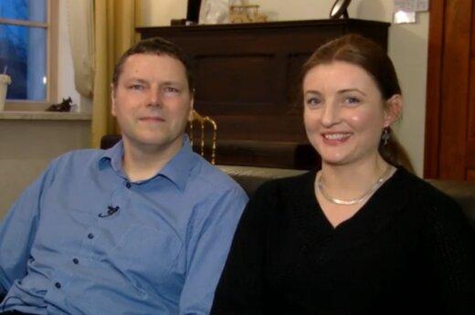 Valdas i Renata Underis
