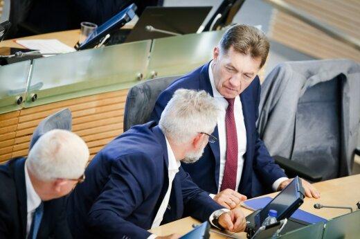 """Парламент Литвы """"бульдозером"""" отклонил вето президента на Трудовой кодекс"""
