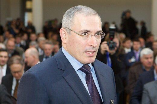 Ходорковский зарегистрировал свою фамилию как бренд