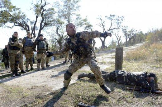 Россия отрицает поставки новейших боеприпасов на Донбасс