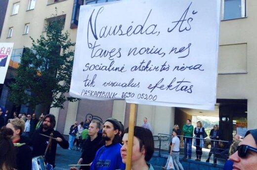 Митинг профсоюзов: новый кодекс приравнивают введению рабства