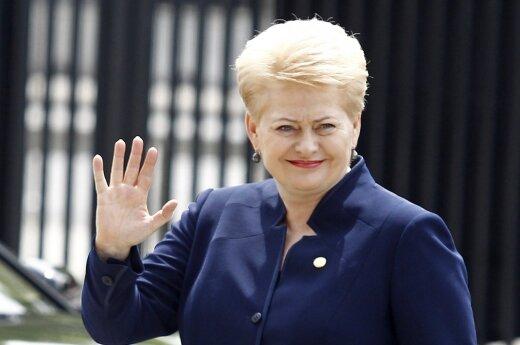 Prezidentė D.Grybauskaitė vyksta oficialaus vizito į Suomiją