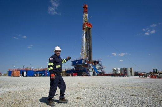 Skalūnų dujų gavyba užsienyje