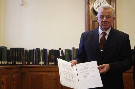 Węgry: Prezydent podał się do dymisji