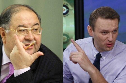 Алишер Усманов записал видеообращение Алексею Навальному