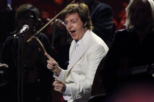 Paul McCartney znowu będzie latał nad Ameryką