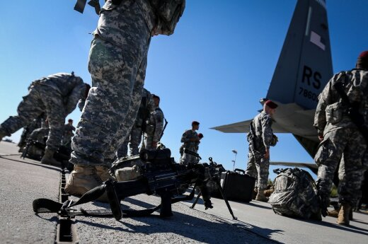 New US troop rotation coming to Lithuania