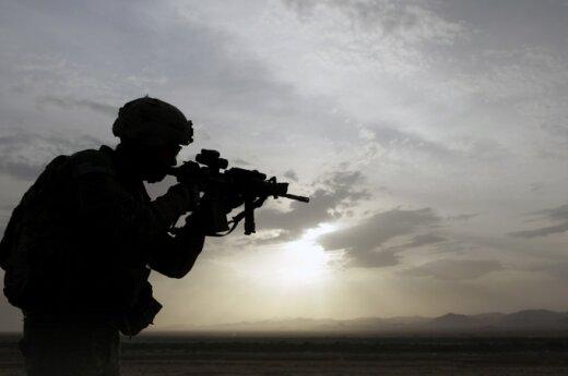 Террорист-смертник ранил пятьдесят американских солдат в Афганистане