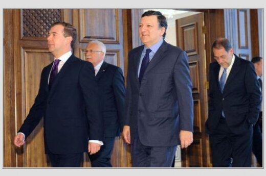 Саммит Россия-ЕС как всегда омрачен разногласиями