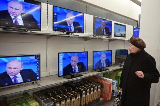 В Литве ответят на российскую пропаганду телепрограммой