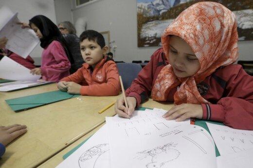 Корзина беженца в Литве: кто, кому, сколько и как?