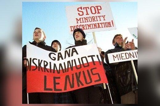 Карту поляка в Литве получили 1500 человек