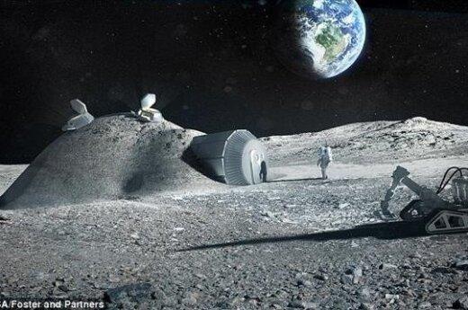 Mėnulio miestas