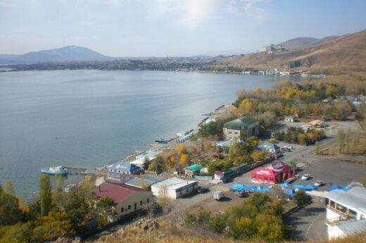 Palangą rado Armėnijoje