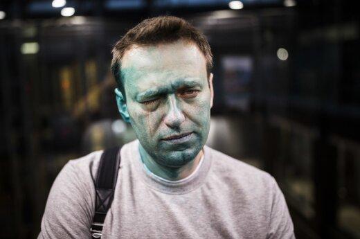 Навальный подал заявление на визу в Европу