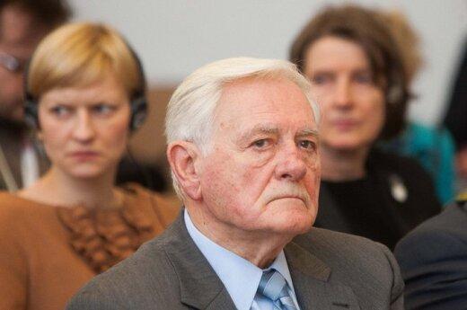 Адамкус сказал, что думает о польско-литовских отношениях
