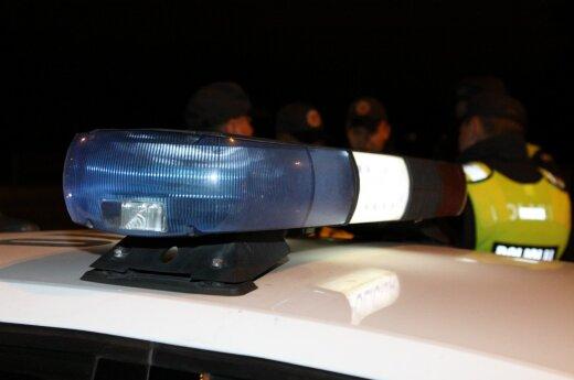 Raiste insulto ištiktą pradingėlį išgelbėjo policininkai