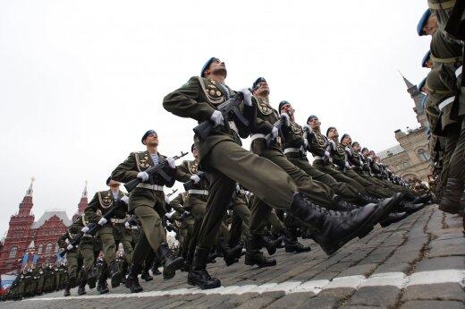 Didžiausia grėsme Lietuvai vis dar išlieka kaimynės