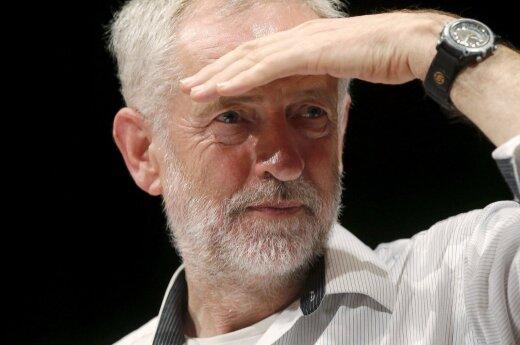 Jeremy Corbynas