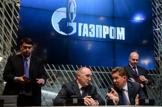Газпром сменил тактику в странах Балтии