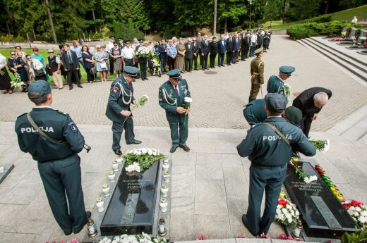 Commemoration of Medininkai Massacre