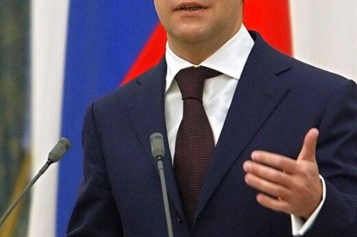 Медведев озаботился проблемами оппозиции