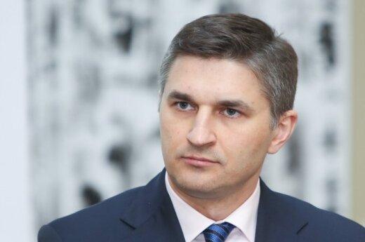 Energy Minister Jaroslav Neverovič