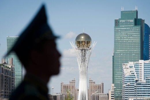 Astana, Kazachstanas