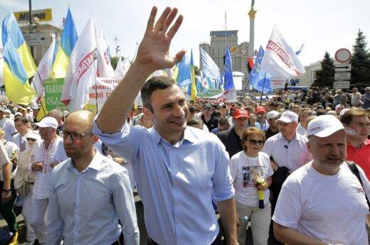 Виталий Кличко: Украина уже напоминает корабль, у которого есть брешь