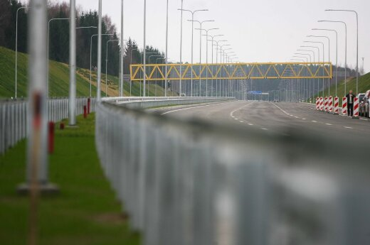 Vilnius launches latest stage of western bypass construction