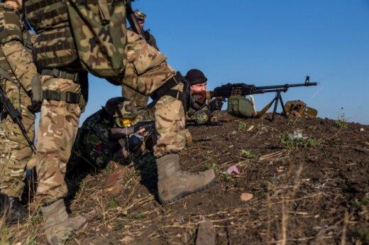 """Украинский полк """"Азов"""" сообщил о наступлении в направлении Новоазовска"""