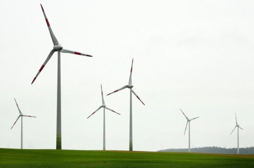 Wind electricity generation up 20 percent in Lithuania