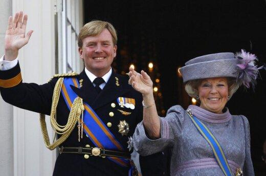 Holandia: Królowa Beatrix zrzekła się tronu