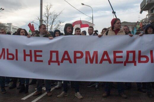 """Лукашенко о """"налоге на тунеядцев"""": если предложите альтернативу — отступлю"""