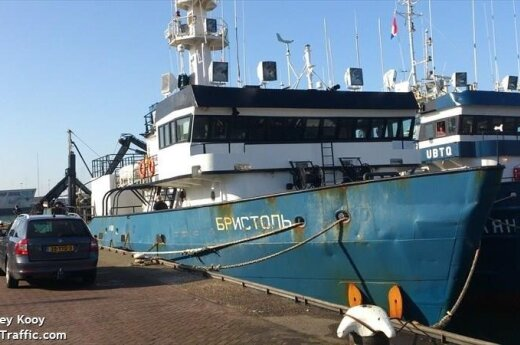 Россия не реагирует на просьбы Брюсселя по поводу литовского промыслового судна
