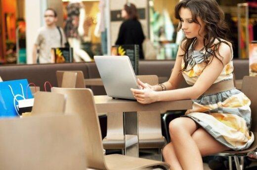 Internete susipažinusios poros laimingesnės ir tvirtesnės