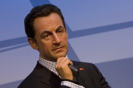 Саркози пригласил Грибаускайте в Париж