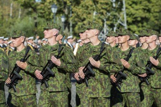 В следующем году оборонный бюджет Литвы увеличится на треть