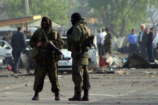 """В Дагестане расстреляли руководителя филиала """"Россельхозбанка"""""""