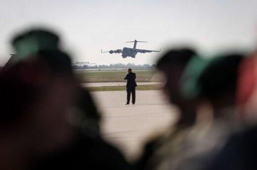 Решение принято: НАТО в Литве учредит штаб